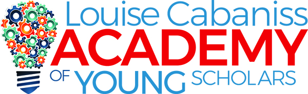 Louise Cabaniss Academy of Young Scholars logo